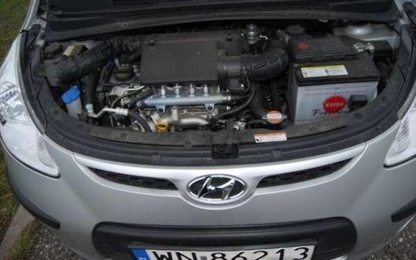 Hyundai i10 1.1 CRDI 75KM Comfort