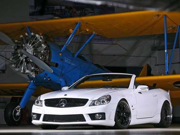 Mercedes SL65 AMG by Inden Design