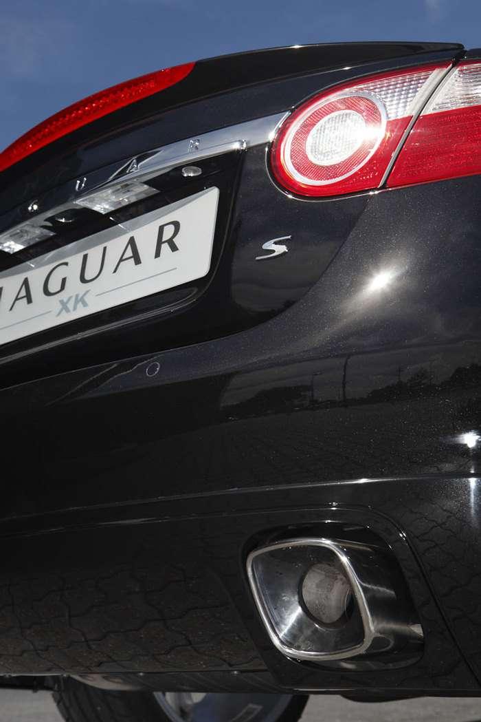 Jaguar XK S na rynek australijski