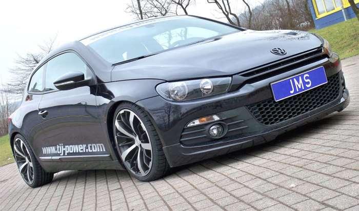 Volkswagen Scirocco by JMS