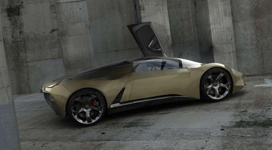 Lamborghini z Rumunii