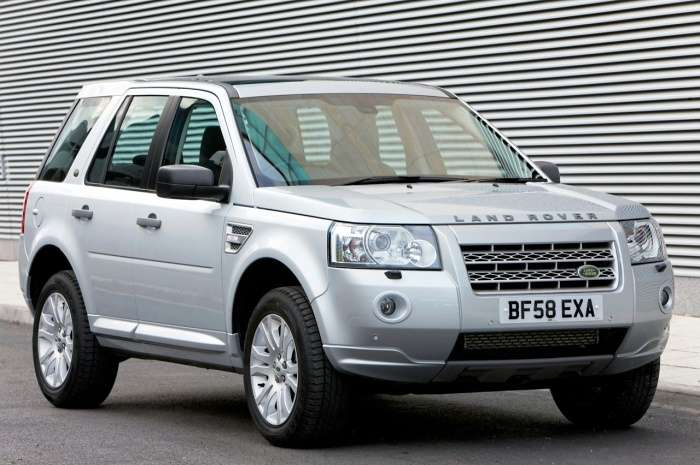 Land Rover Freelander 2 MY2010