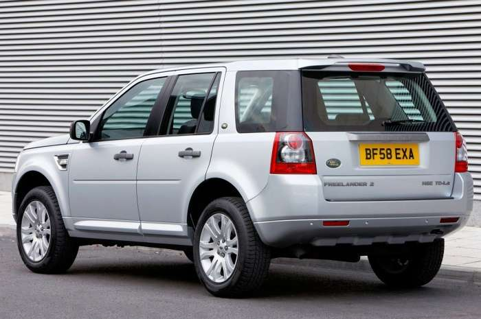 Land Rover Freelander 2 MY2010