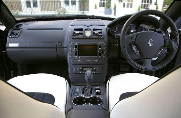 Maserati Quattroporte Centurion