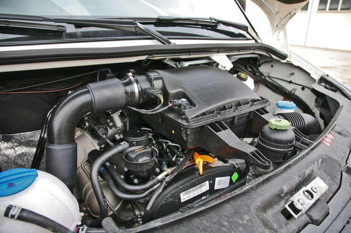 Volkswagen Crafter mcchip