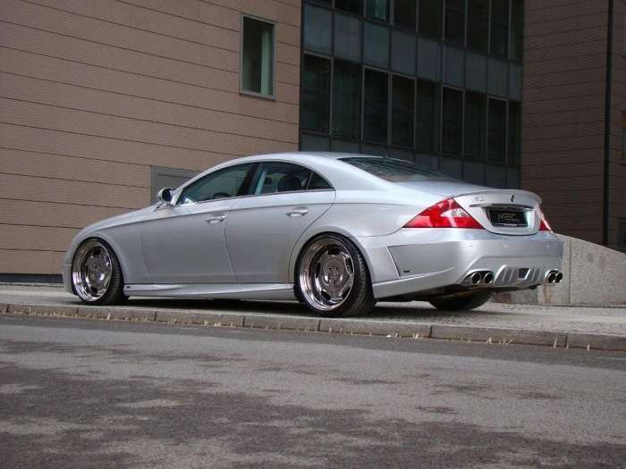 Mercedes CLS by MEC Design