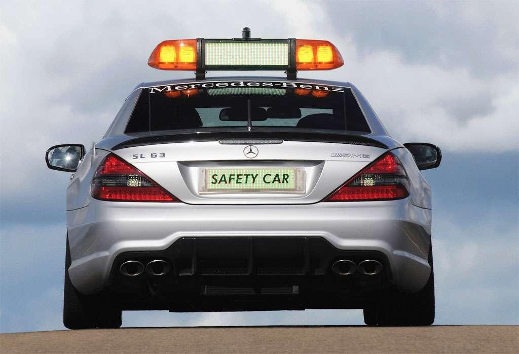 Mercedes Safety Car
