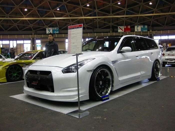 Nissan Stagea by Kids Heart