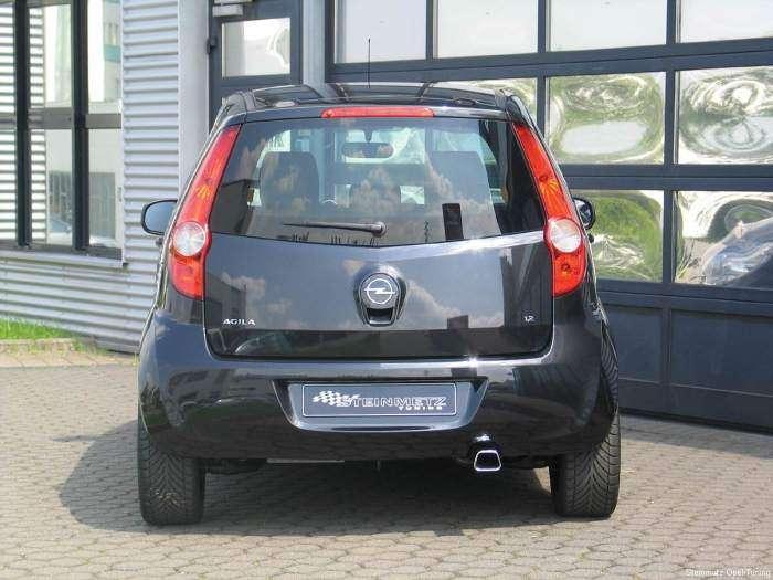 Opel Agila Steinmetz