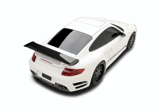 Porsche 911 Turbo by Vorsteiner