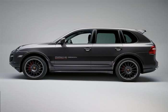 Porsche Cayenne GTS Porsche Design 3