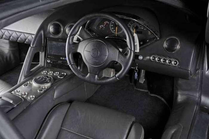Lamborghini Murcielago by Prindiville