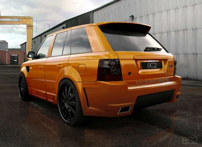 Range Rover Sport by Concept802