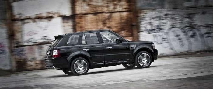 Range Rover Sport Stormer Kit
