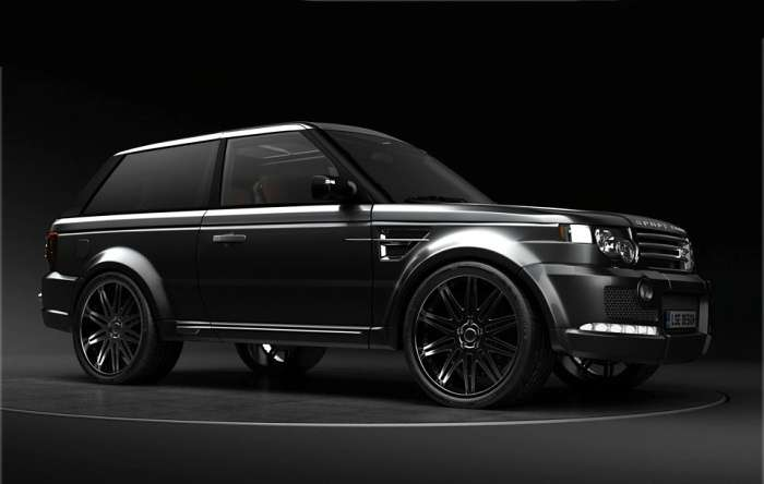 Range Rover Sport Coupe by Tiret