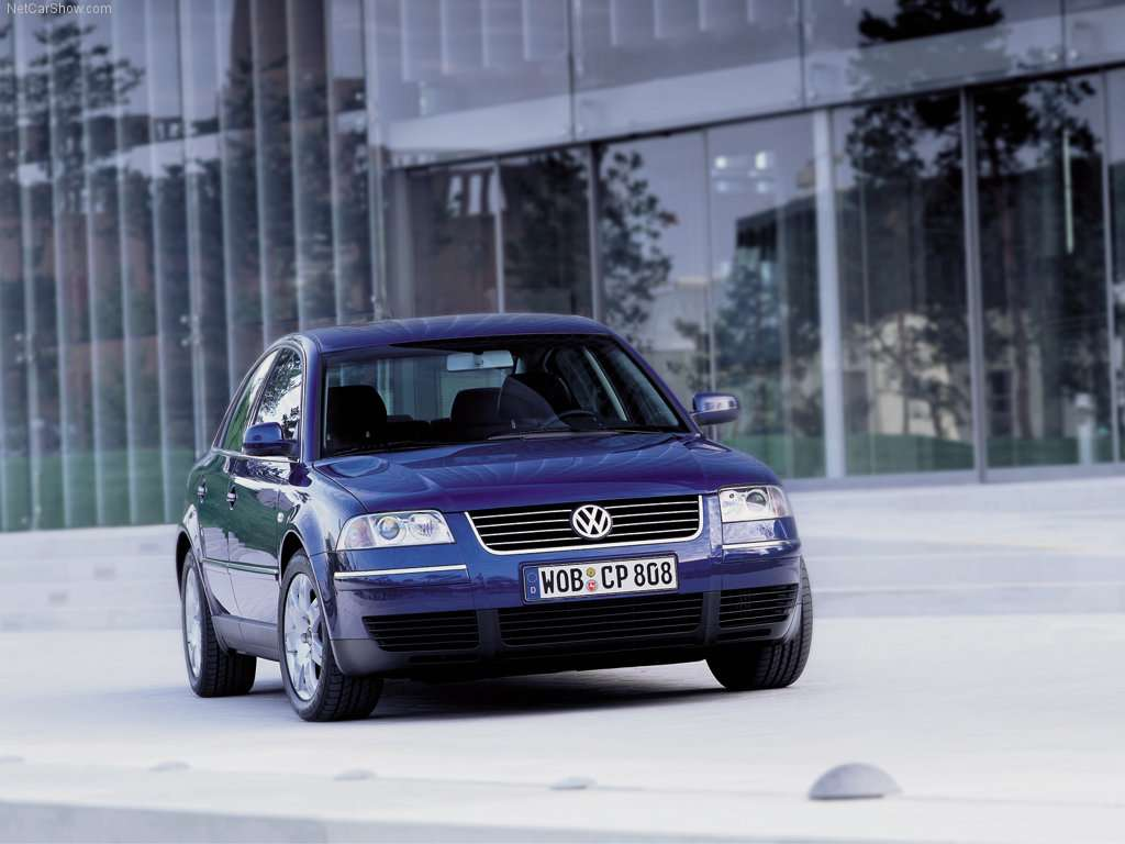 Volkswagen Passat V6 TDI 2000 marzec 2011