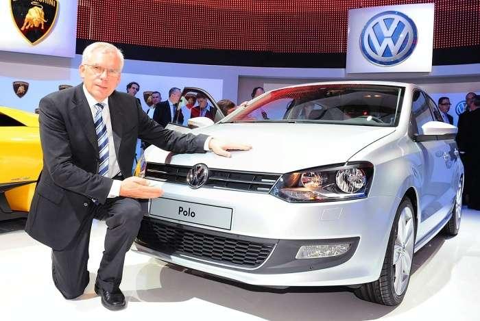 Volkswagen Polo Mk V