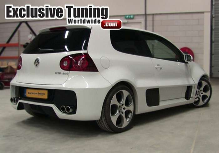 Volkswagen Golf by Exclusive Tuning Worldwide