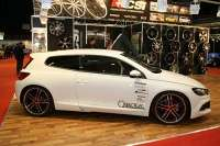 vw scirocco by caractere at geneva 1glowne