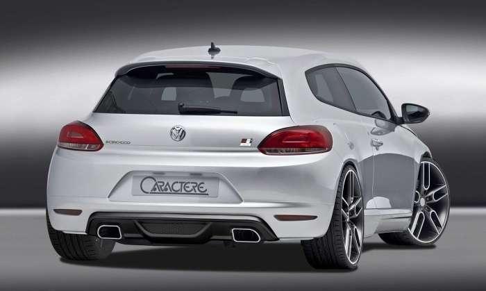 Volkswagen Scirocco by Caractere