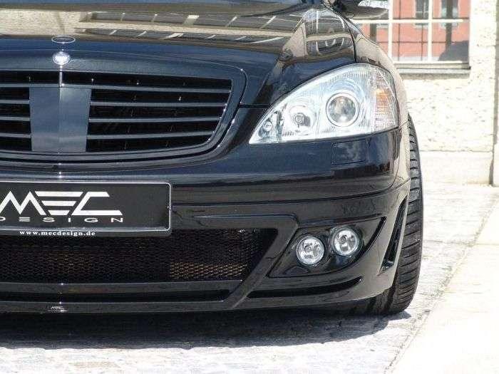 Mercedes S MEC Design