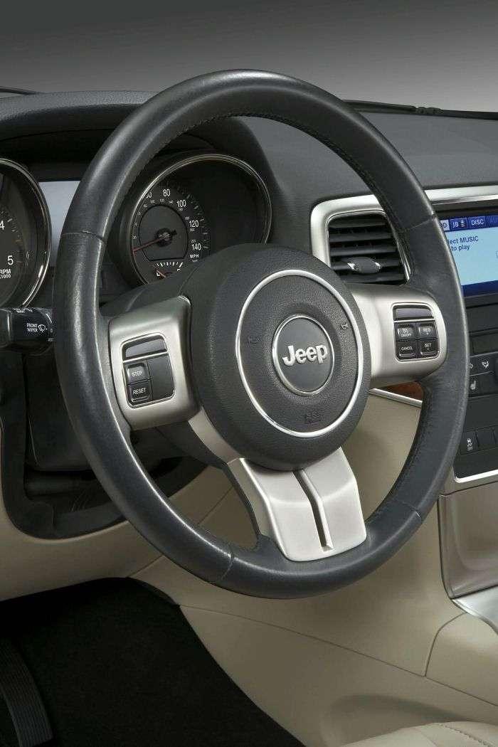 Jeep Grand Cherokee model 2011