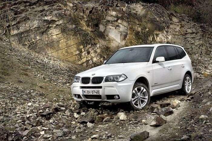 BMW X3 18d