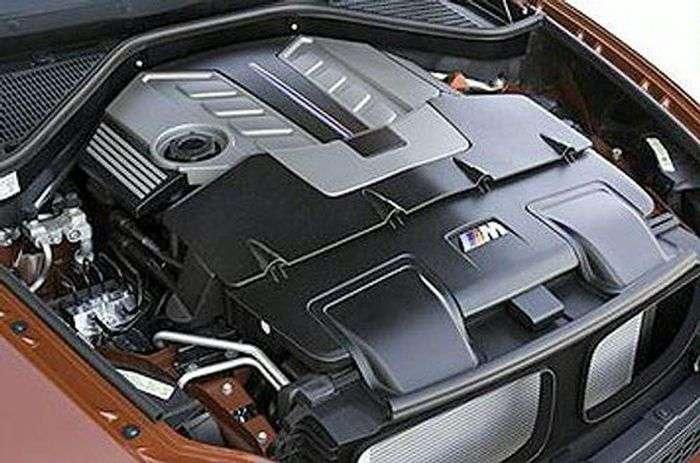 BMW X6 M oficjalnie