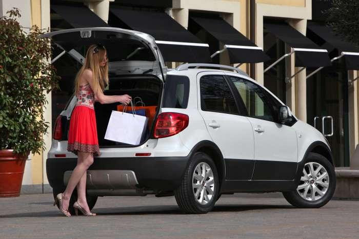 Fiat Sedici 2009