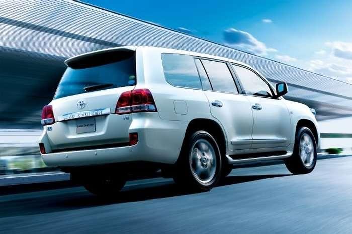 Toyota Land Cruiser z nowym silnikiem