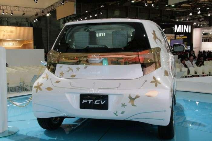 Toyota FTEV