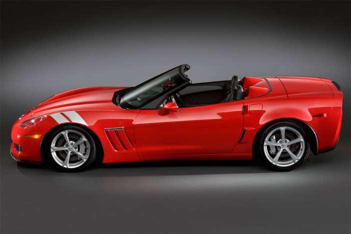 Corvette Grand Sport 2010