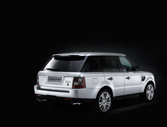 Zmodernizowany Range Rover Sport