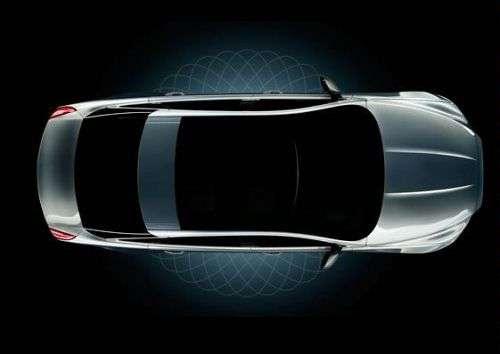 Zapowiedz nowego Jaguara XJ