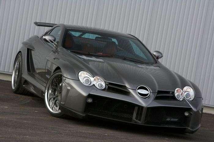 Mercedes SLR Desire by FAB Design