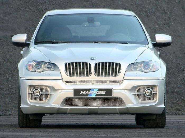 BMW X6 by Hartge