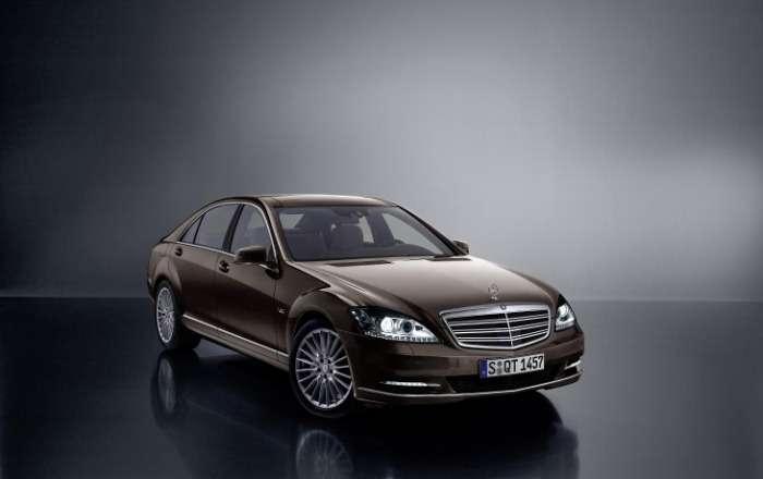 Mercedes S oficjalnie 2010