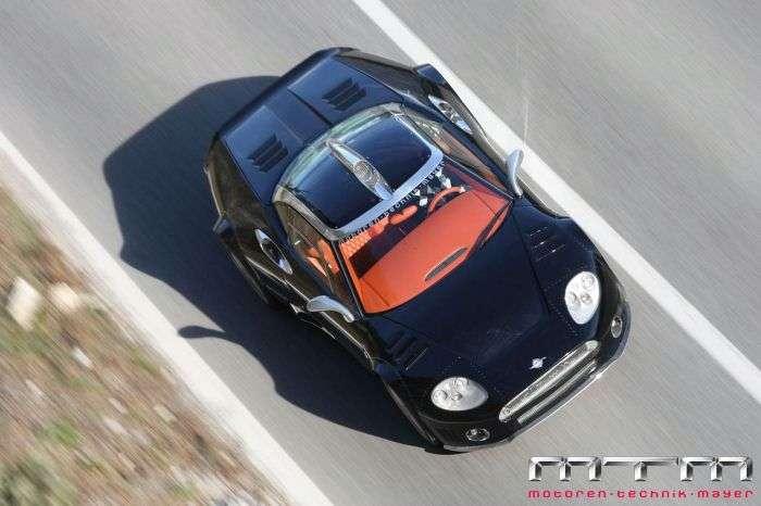 Spyker C8 Double 12S by MTM