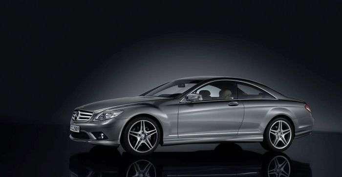 Zestaw AMG dla Mercedesa CL