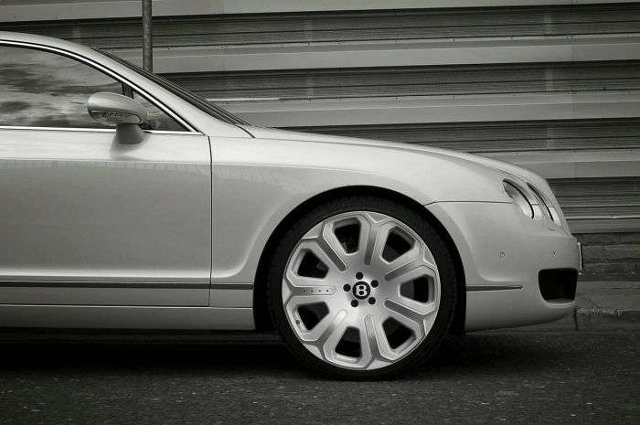 Bentley Flying Spur by Project Kahn