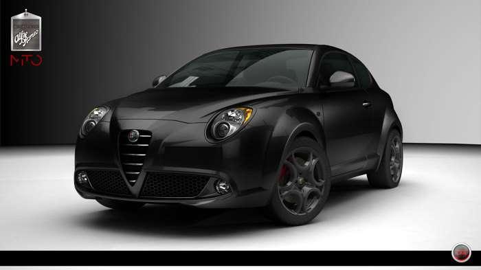 Limitowana Alfa Romeo MiTo RIAR