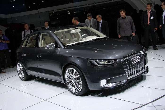 Audi 100 rocznica