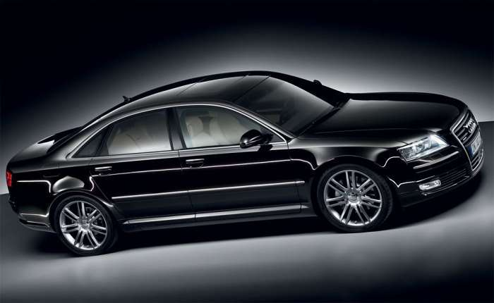 Audi A8 dwie nowe wersje