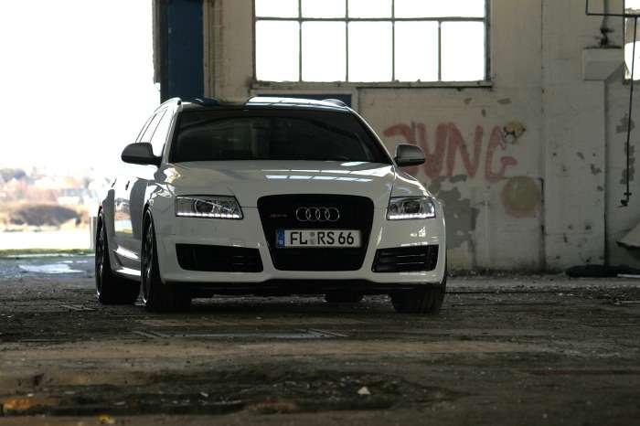 Audi RS6 by AVUS