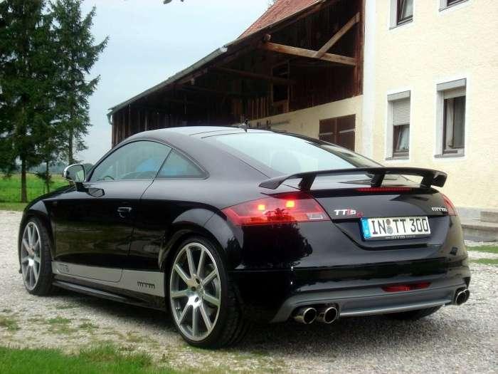 Audi TTS by MTM