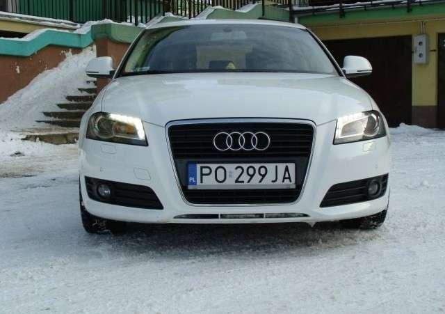 Audi A3 test