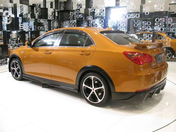 Roewe 550 RS