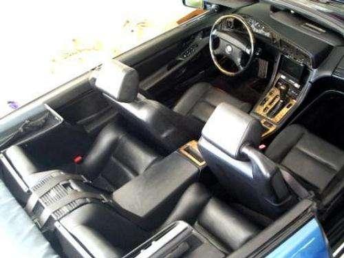 BMW 850i Cabrio