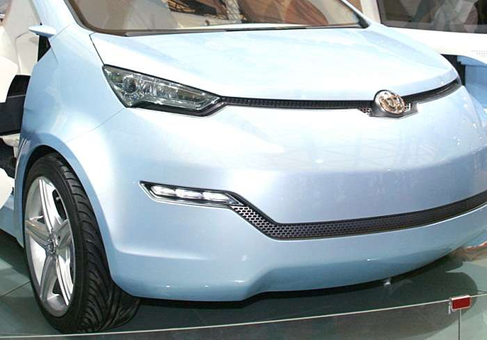 Brilliance EV