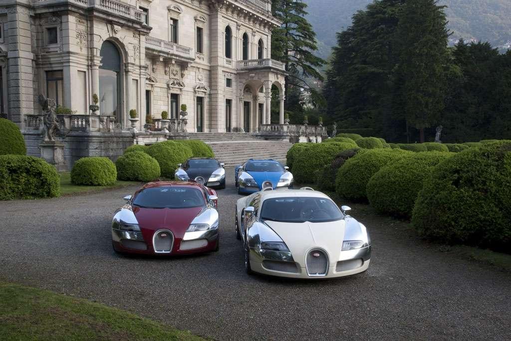 Bugatti Veyron Type 35 Grand Prix